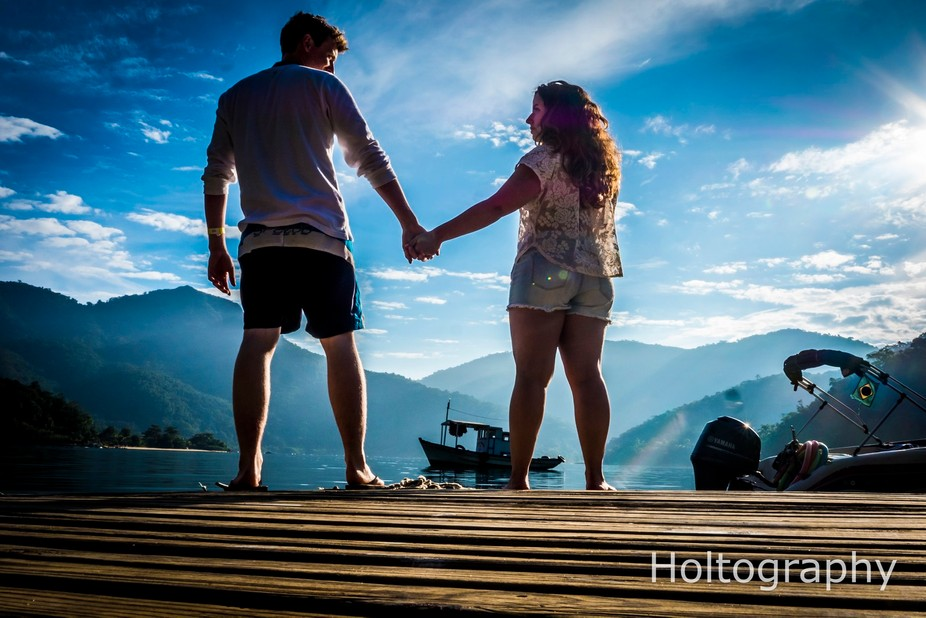 This is a personal favourite from my recent trip that resembles the support, love and exciting li...