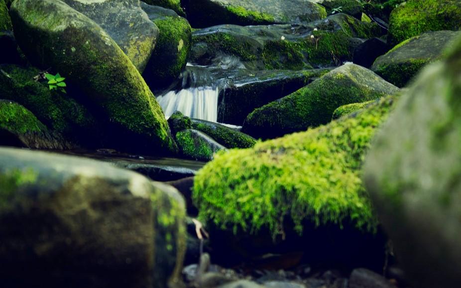 waterfall one