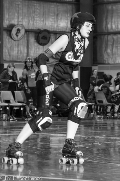 Statewide Stampede round 3 2016 Maddy Longlegs (Chiko Rollers)