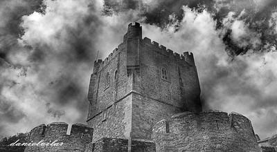 Castelo - nuvens - PB