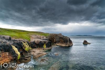 Dunaff Head Storm
