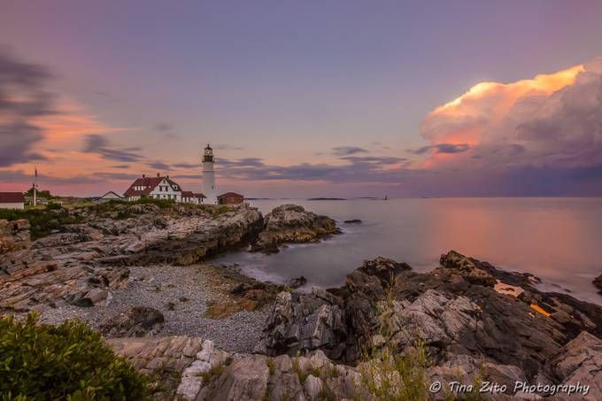 Portland Head Lighthouse by xConcertChickx - Creative Travels Photo Contest