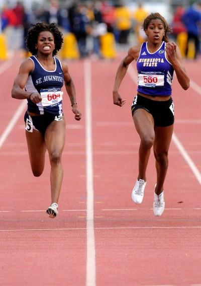 Women's 100 Meter Dash