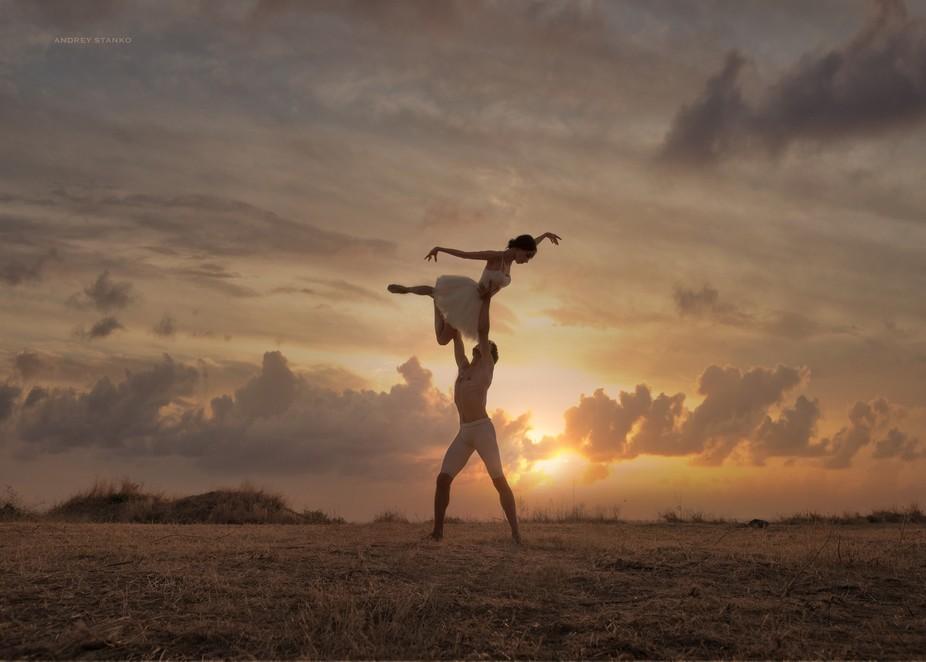 Ekaterina Kuhar & Alexander Stoyanov, Ukraine National Opera Prime Dancers
