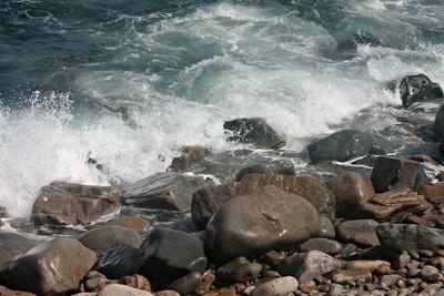 wave coastline