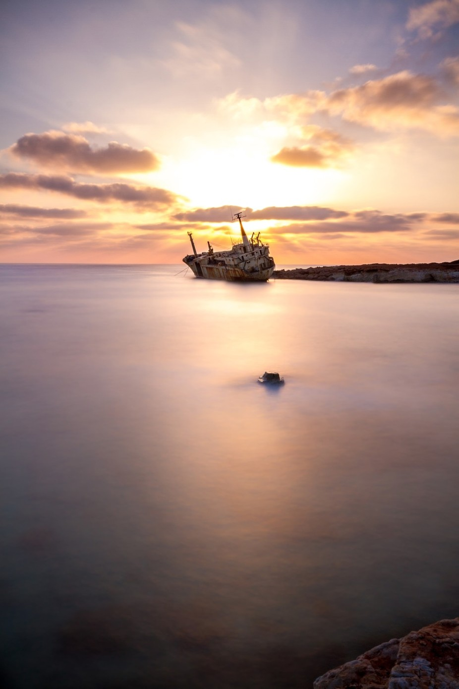 Stranded by JackSteelPhotography - Isolated Photo Contest