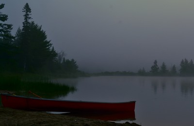 Early morning at Grundy