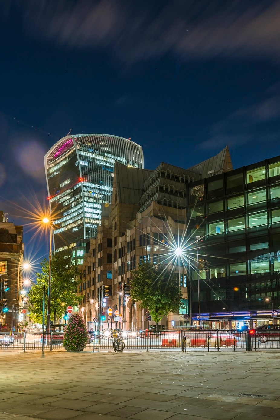 London Walkie Talkie by richiehall - London Photo Contest
