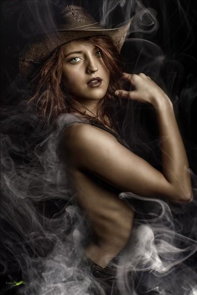 Smoking Laura