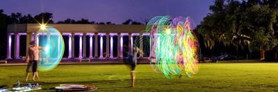 Hypnotic Hula Hoops
