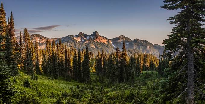 Mount Rainier National Park by DGLucas - Sweeping Landscapes Photo Contest