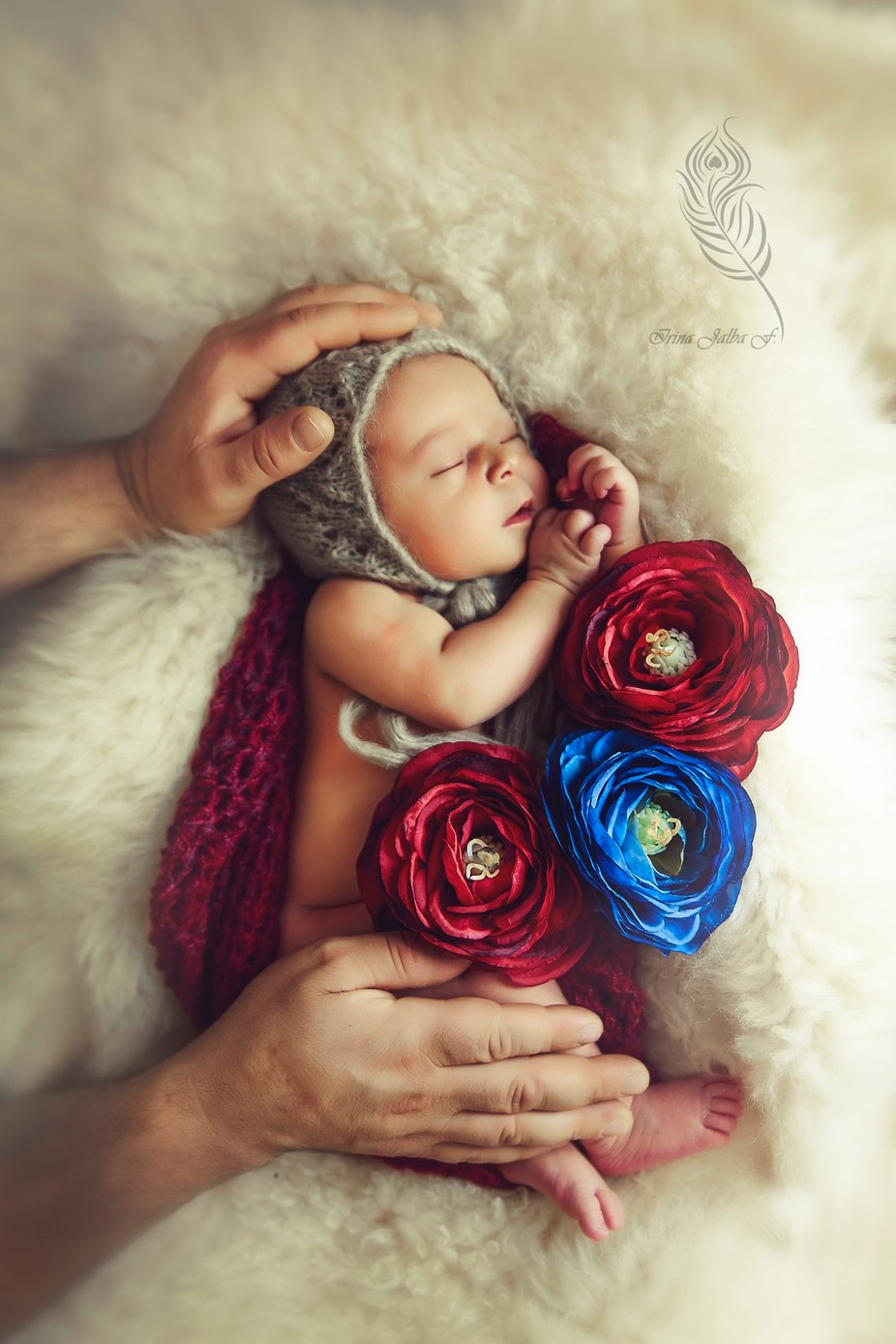 _MG_3782-Editar by IrinaJalbaFurtuna - Baby Face Photo Contest