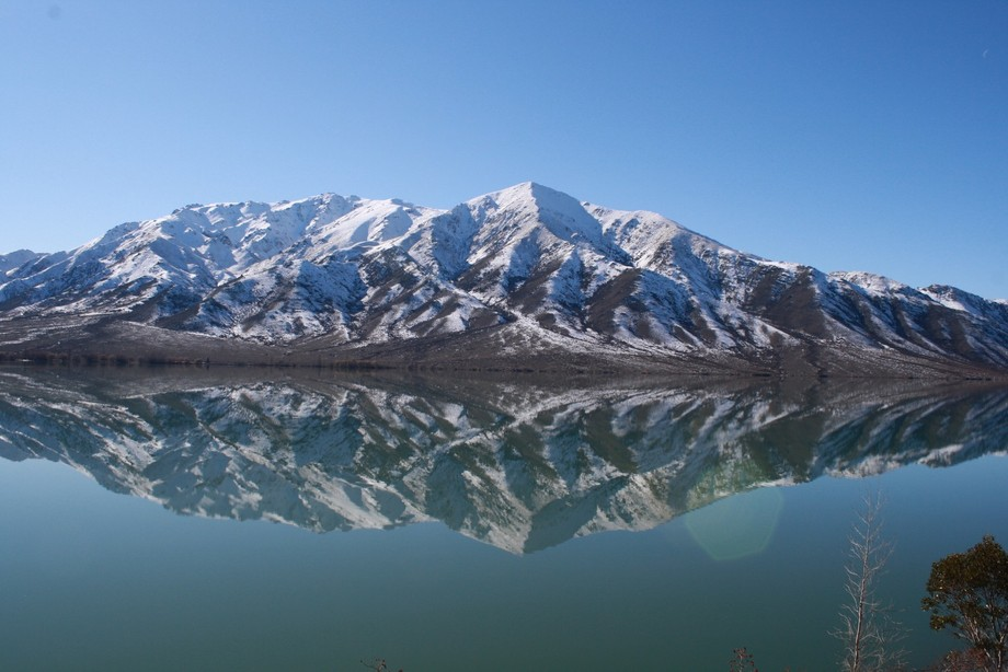 This was shot at Lake Benmore, New Zealands largest man made lake which feeds three power dams. T...