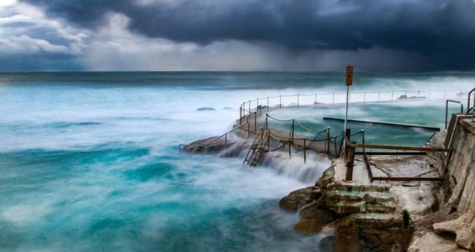 Bronte Brewing by thomas_martin - A Storm Is Coming Photo Contest