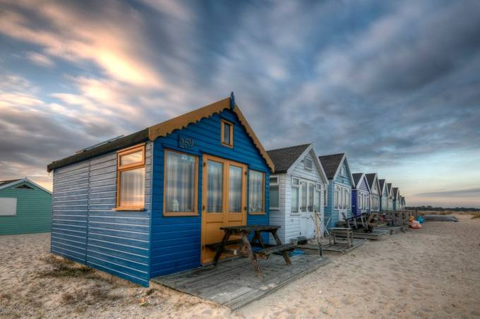Mudeford Huts by haconedgley - Your Point Of View Photo Contest