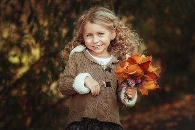 Small Autumn | Liliya Nazarova