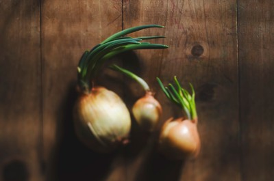 Onions to Scallions