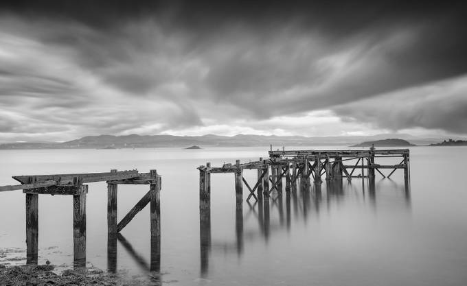 Ruined by Pete_Rowbottom - Everything In Black And White Photo Contest