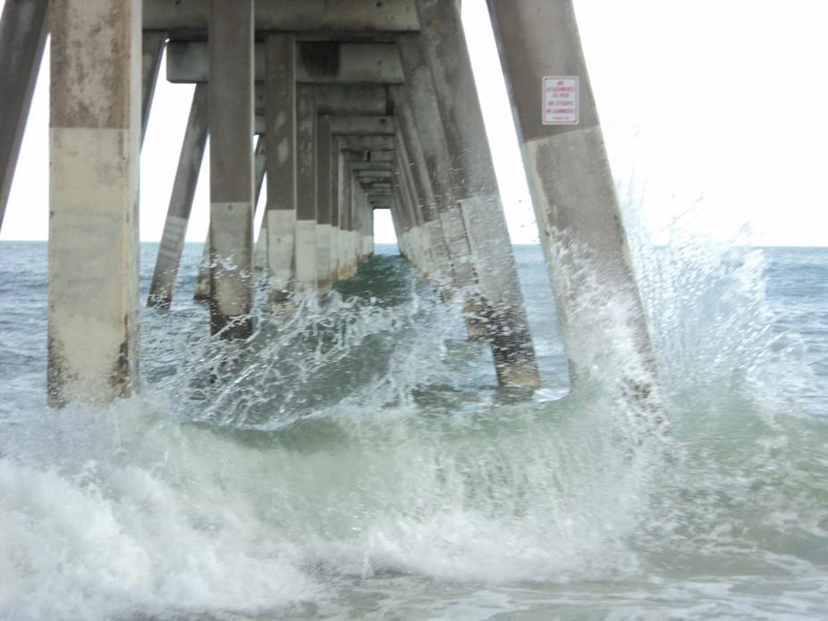 Jonnie Mercer Pier, Wrightsville Beach N.C.