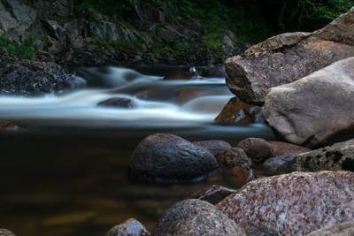 Long Exposure Rapids