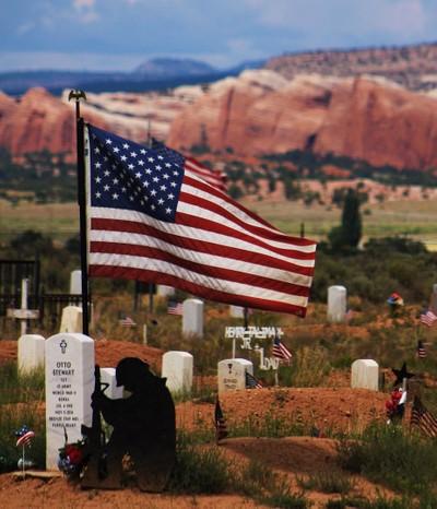 Navajo Veteran Cemetery