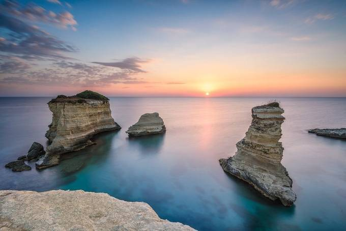 Mediterraneo - Puglia, Italy by luigitrevisi - Sweeping Landscapes Photo Contest
