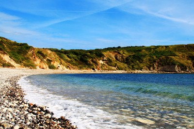 Lulworth Cove Sea