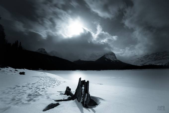 Grim Lake by DPBVisual - Cloudy Nights Photo Contest