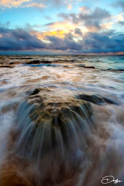 The Rock of Moloaa Bay