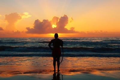 Hula Sunrise 3