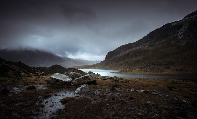 Llyn Idwal, Wales 09/01/2016 by mushroomgodmat - Sweeping Landscapes Photo Contest