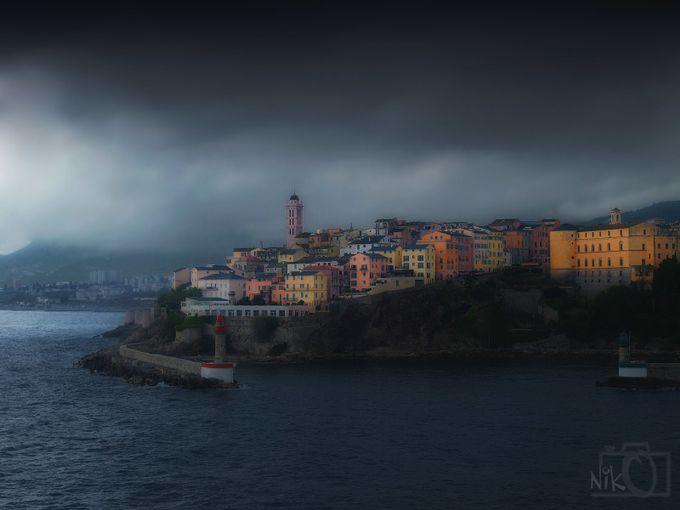Bastia - Corsica by nikosladic - Mist And Drizzle Photo Contest