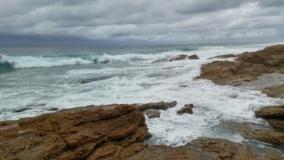 Scottburgh beach ZA