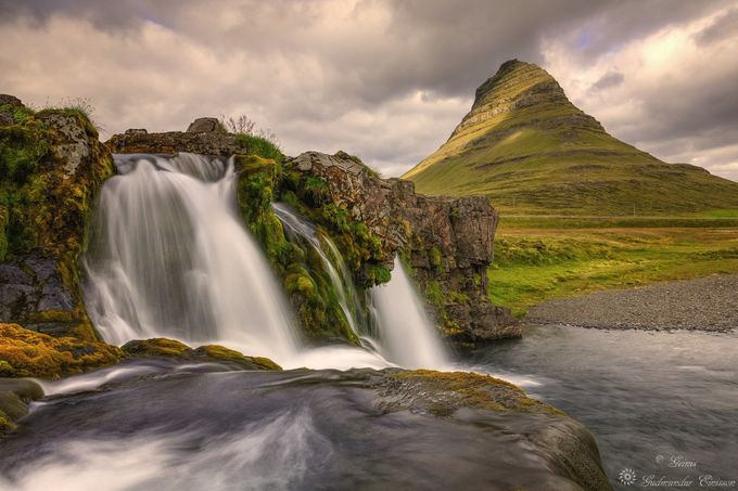 Kirkjufell by Geinis - Creative Travels Photo Contest