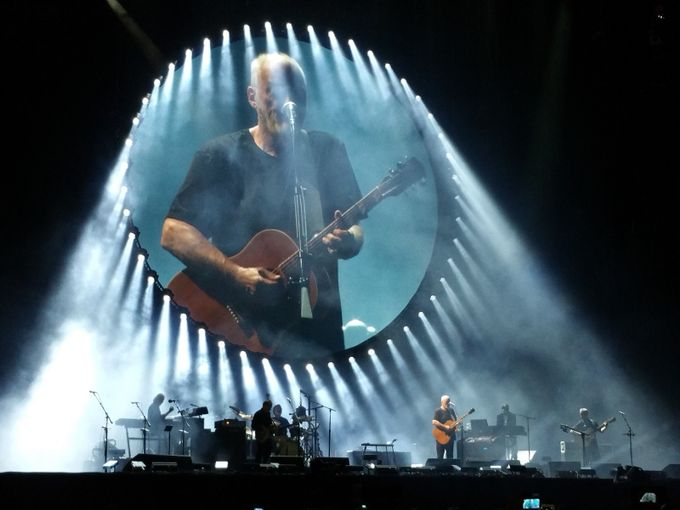 Italy - Rome - Concert - David Gilmour - 2016 by shaahin - Music And Concerts Photo Contest