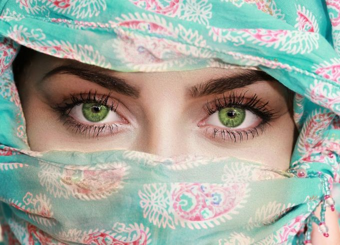 Eyes by VanderblackStudios - Green Eyes Photo Contest