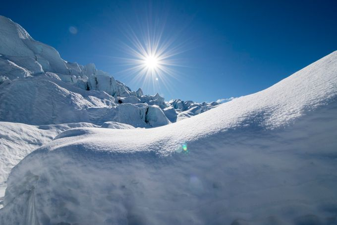 Alaska ice by arthurtian - Your Point Of View Photo Contest