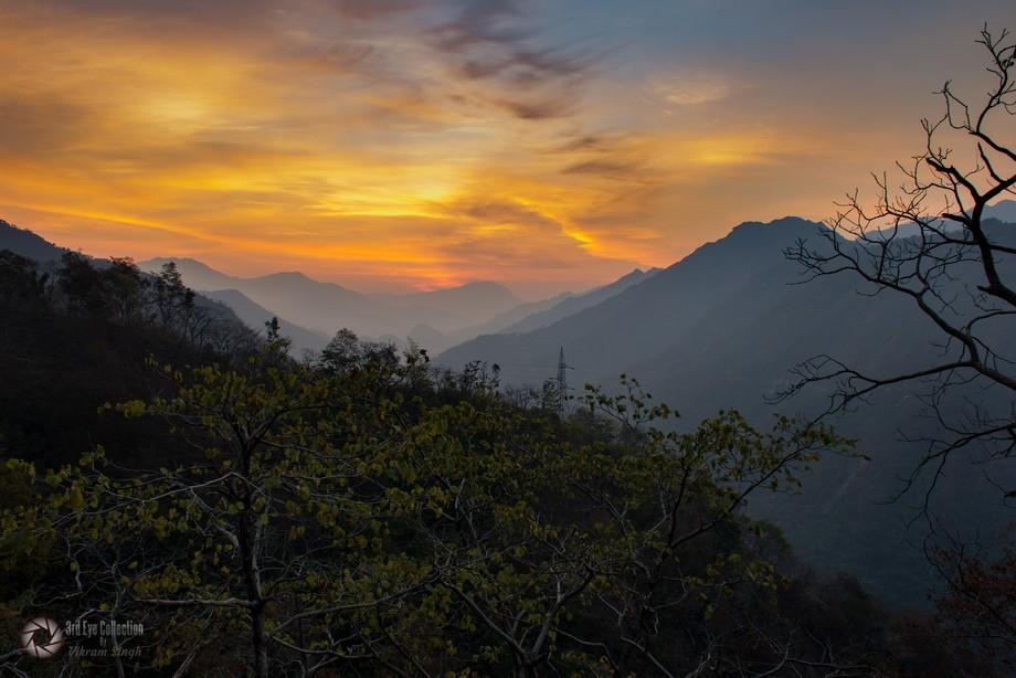 Far Away Sunrise
