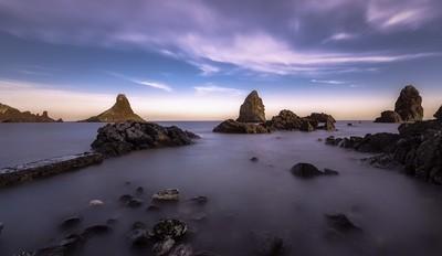 Isole dei ciclopi. Sicily