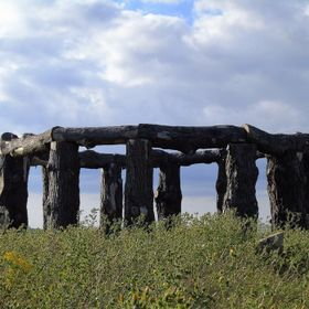 Woodhenge, Worth Mattravers. Dorset