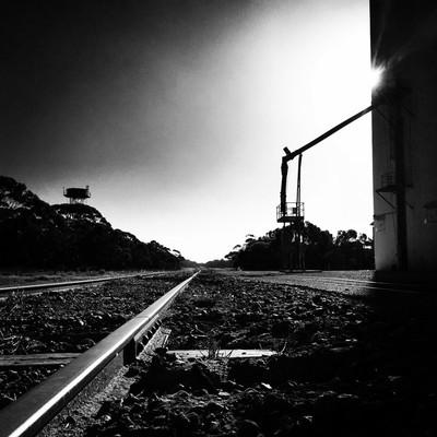 rail to SYDNEY