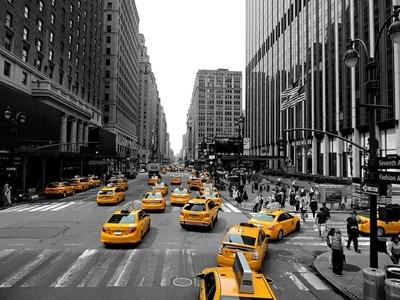 New York Taxi Traffic