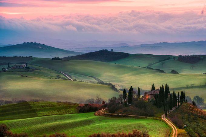 Colorful sunrise.. by elenapardini - My Best Shot Photo Contest Vol 2