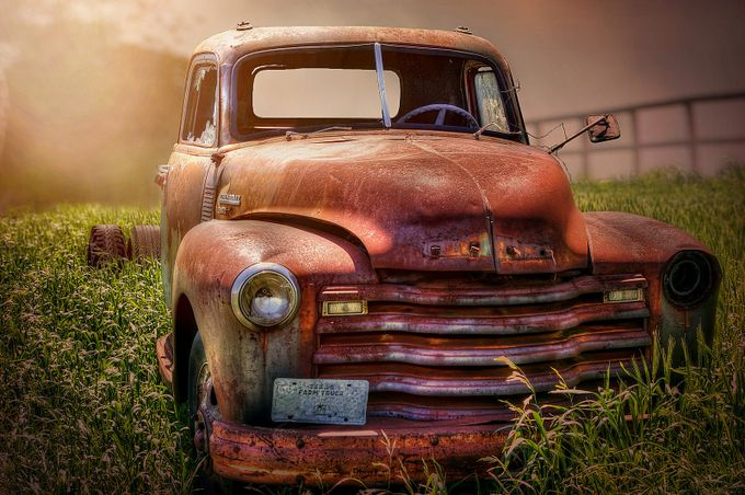 Farm Truck by DeonG - Trucks Photo Contest