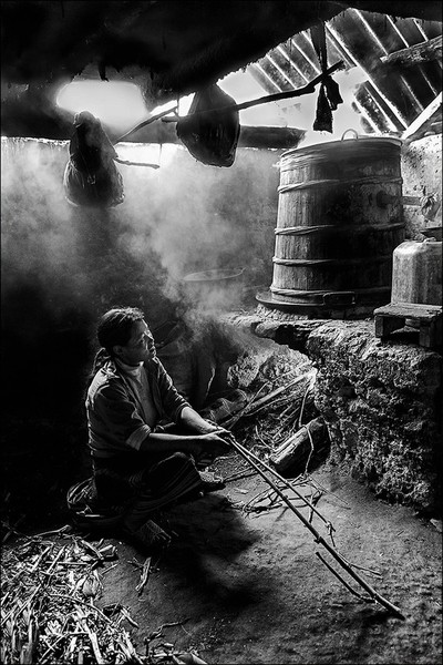 rice distillery