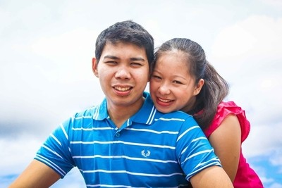 Sweet Couple