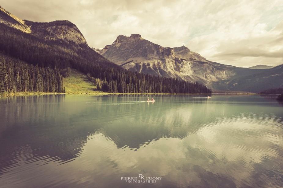 Lake Emerald, Canada