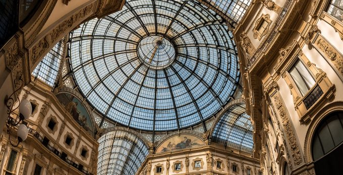 Milano, Italy by lillgullhav - Ceilings Photo Contest