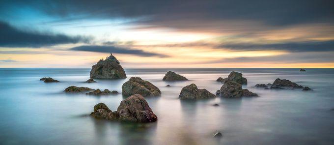 glenduan sunrise  by Simonsun - The Zen Moment Photo Contest