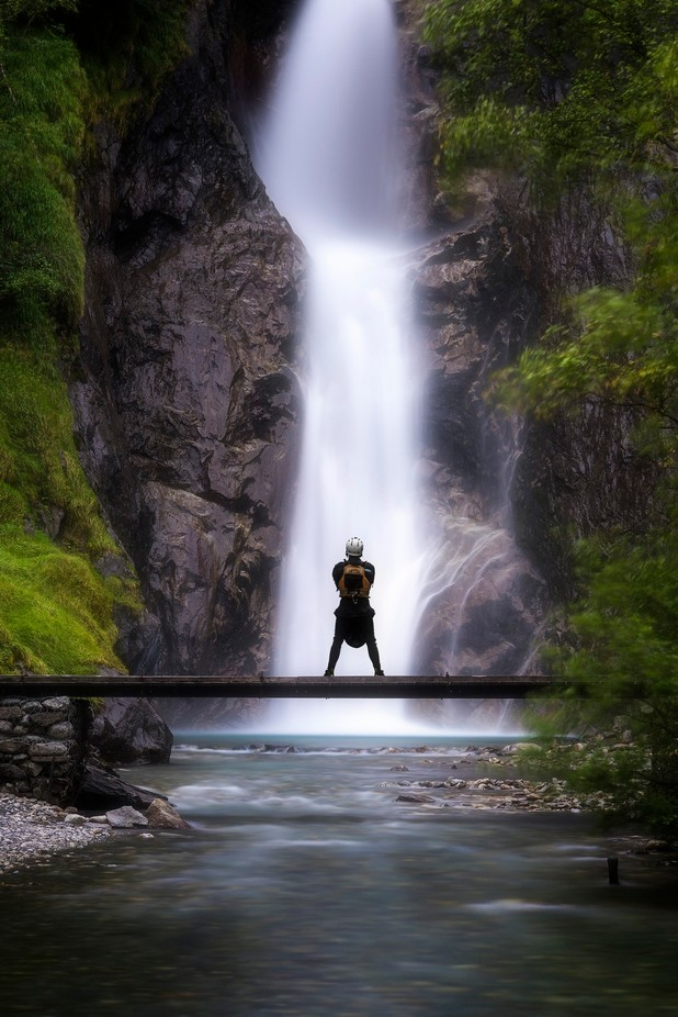 Alone by AntoineBuche - Creative Travels Photo Contest